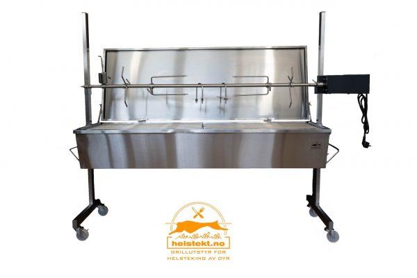 Stor grill – Helgrilling – Helsteking – helstekt.no